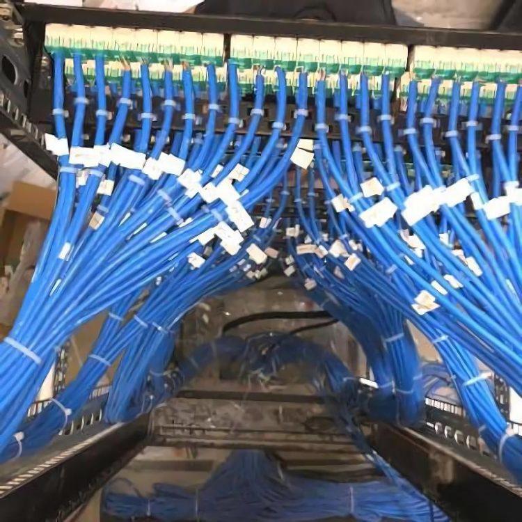 商业弱电系统工程:综合布线