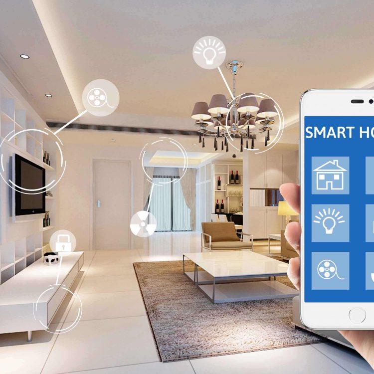 家装新趋势:智能家居